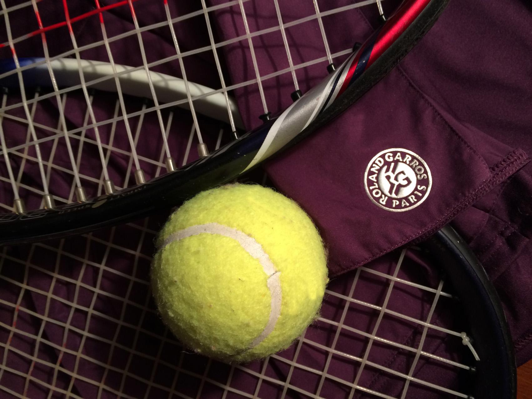 The Ode To Tennis Aesthetics Of Tennis La Frimeuse