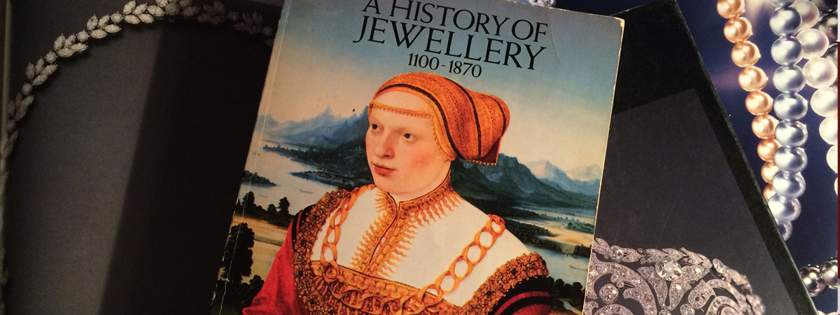 """The dazzling magnificence"". The Review of book. A History of jewellery. 1100-1870. By Joan Evans."