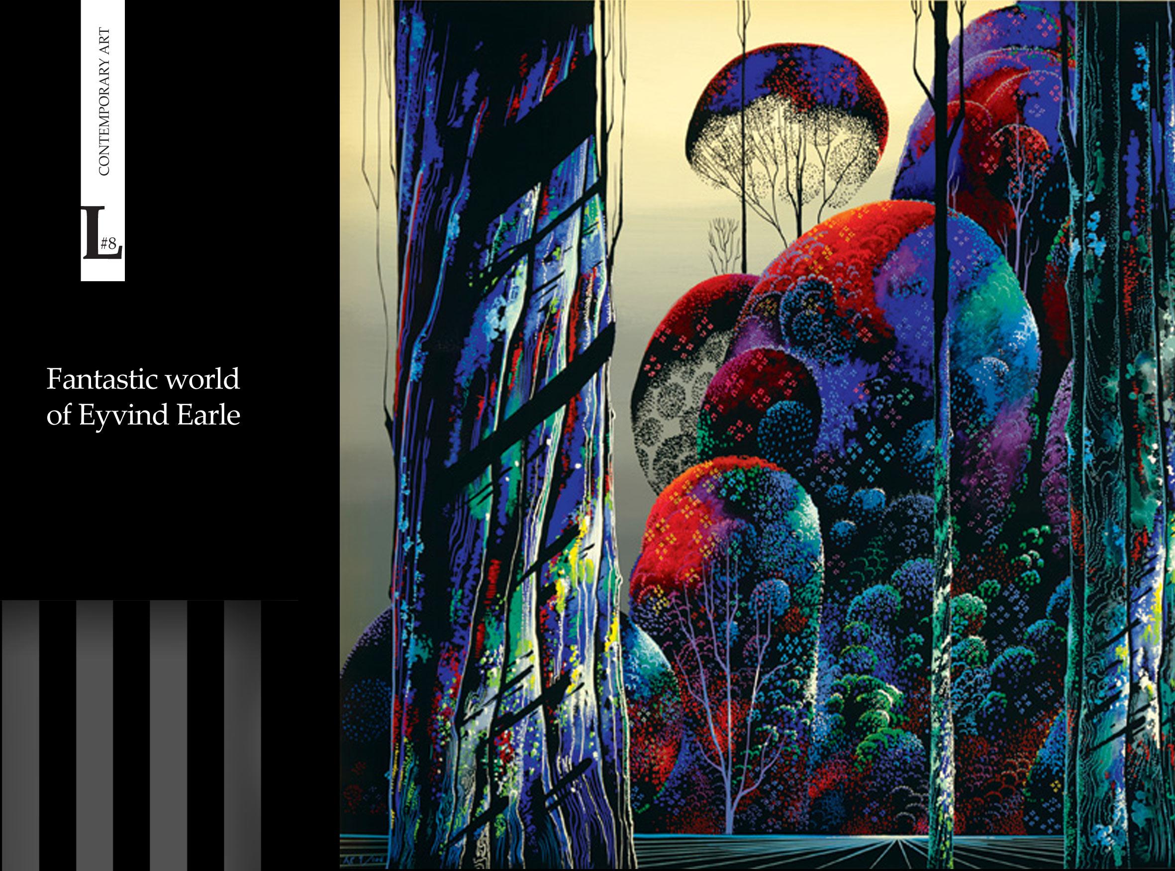 Fantastic world of Eyvind Earle | La frimeuse