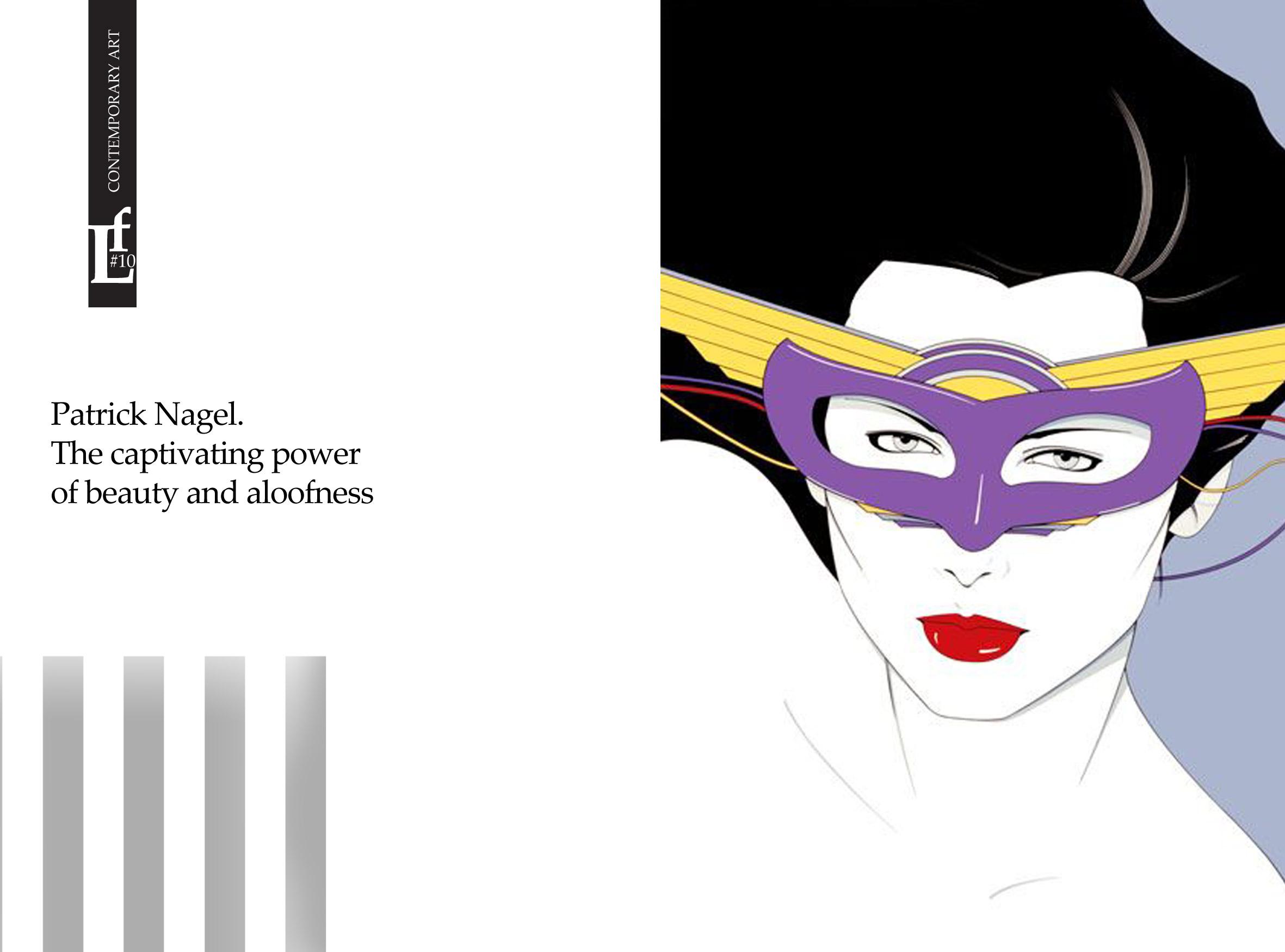 Patrick Nagel. The captivating power of beauty and aloofness | La ...
